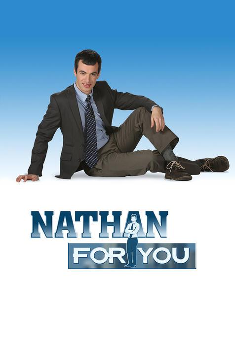 Nathan for You, Nathan for You Staffel 1, Nathan for You Staffel 2, Nathan for You Staffel 4, Nathan for You Staffel 3