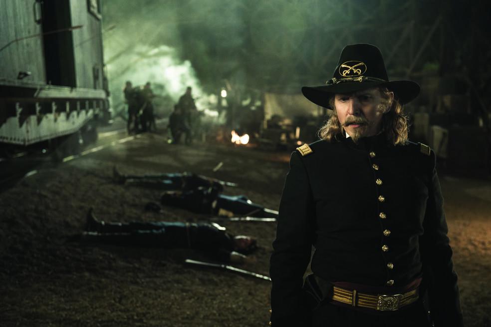 Lone Ranger mit Barry Pepper