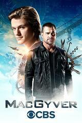 MacGyver - Staffel 2 - Poster