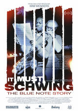 It Must Schwing - The Blue Note Story - Poster