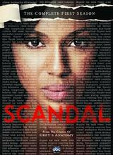 Scandal - Staffel 1 - Poster