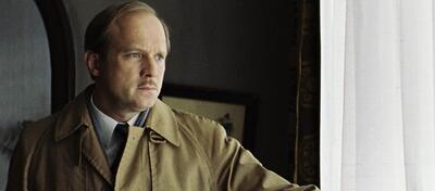 Ulrich Tukur als Stasi-Offizier in das Leben der Anderen