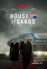 House of Cards - Staffel 3 - Poster