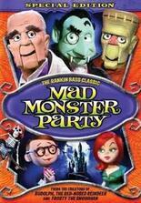 Frankensteins Monster-Party