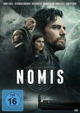 Nomis - Die Nacht des Jägers - Poster