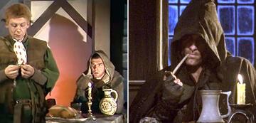 Der Herr der Ringe im Vergleich: Streicher aka Aragorn
