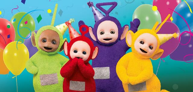 Teletubbies verbot