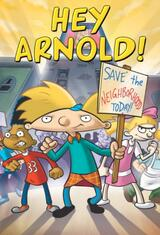 Hey Arnold! - Poster
