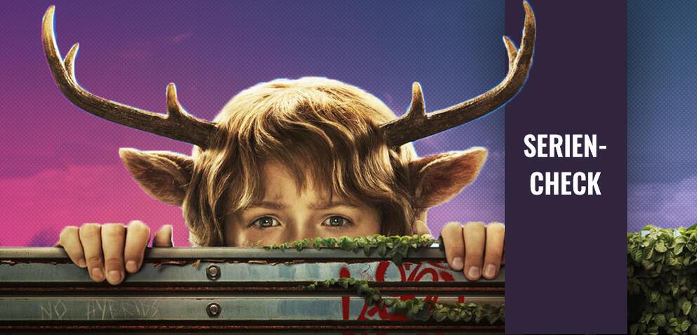 Sweet Tooth: Netflix' neue Fantasy-Serie