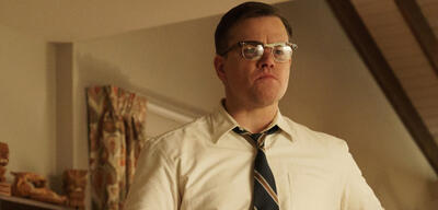 Matt Damon in Suburbicon