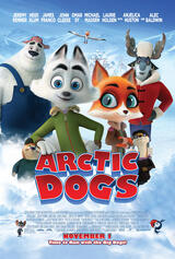 Arctic Dogs - Poster