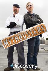 MythBusters - Die Wissensjäger - Poster
