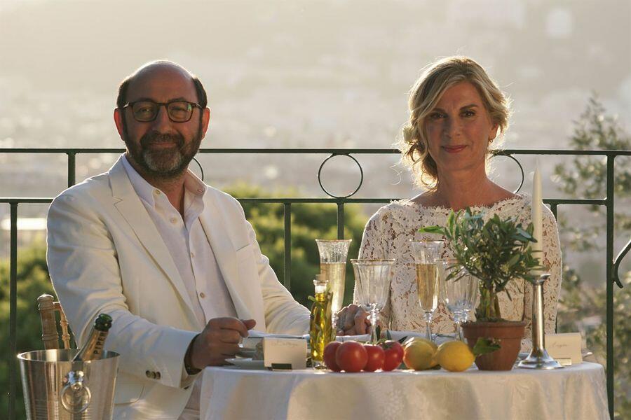 Meine wunderbare Scheidung mit Kad Merad und Michèle Laroque
