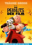 Die peanuts der film poster