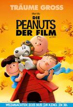 Die Peanuts - Der Film Poster