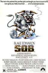 S.O.B. - Hollywoods letzter Heuler - Poster