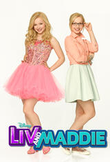 Liv und Maddie - Staffel 4 - Poster
