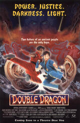 Double Dragon - Poster