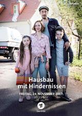 Hausbau mit Hindernissen - Poster