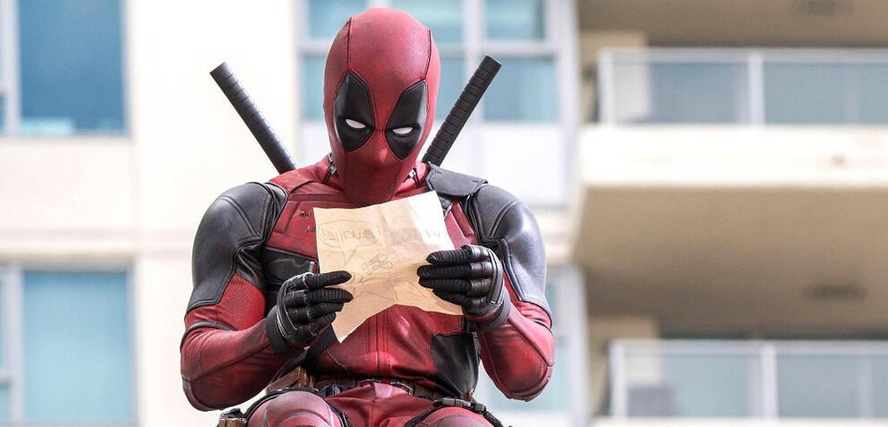 Deadpool liest die Absage von Tim Miller?