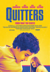 Quitters - Poster