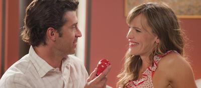 Patrick Dempsey und Jennifer Garner in Valentinstagstimmung