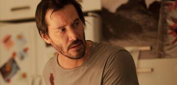 Keanu Reeves: schon in Knock Knock in Bedrängnis