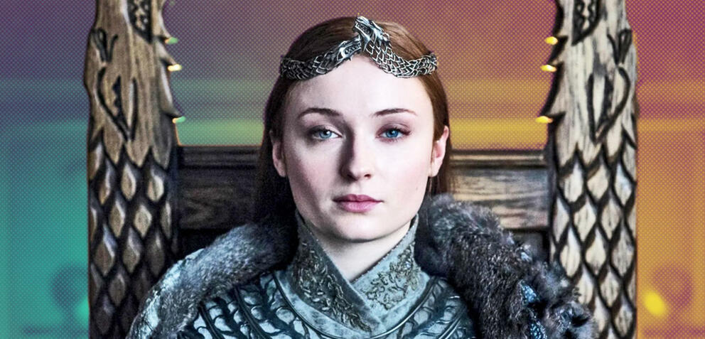 Game of Thrones mit Masie Williams als Arya