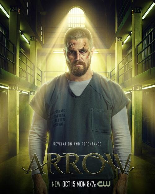 Arrow Staffel 7 Moviepilotde