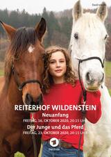 Reiterhof Wildenstein - Der Junge und das Pferd - Poster