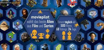 Bild zu:  Das beste Alien aus Film & Serien
