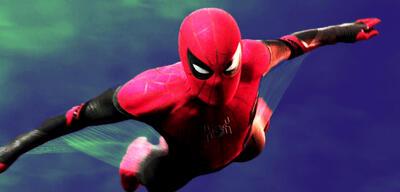 Spider-Man stürzt sich in die Action