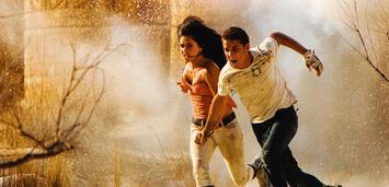 Bild zu:  Shia LaBeouf und Megan Fox in Transformers - Die Rache