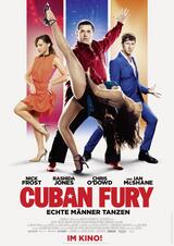 Cuban Fury - Echte Männer tanzen - Poster