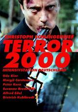 Terror 2000 - Intensivstation Deutschland - Poster