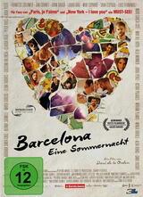 Barcelona - Eine Sommernacht - Poster