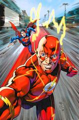 Flash und Superman