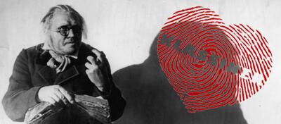 Werner Krauß (Dr. Caligari)