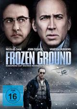 Frozen Ground - Eisiges Grab - Poster