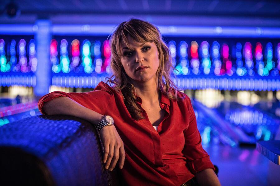 Lisa Wagner Kommissarin Heller