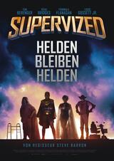 Supervized - Helden bleiben Helden - Poster