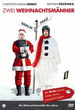 Zwei Weihnachtsmänner Poster