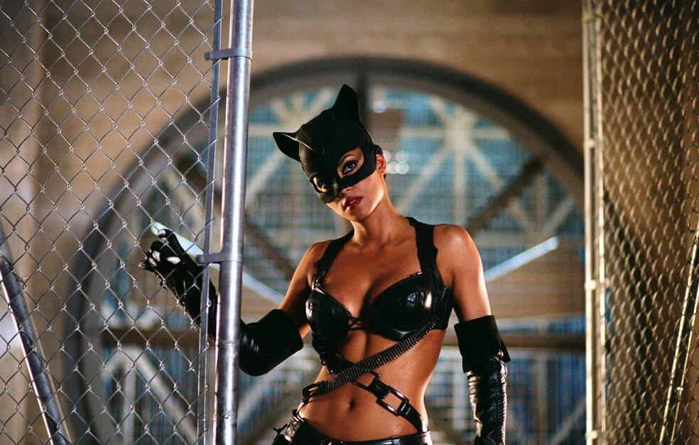 Catwoman mit Halle Berry