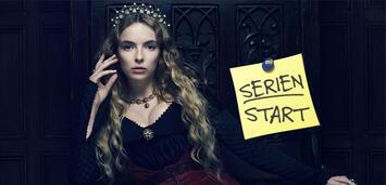 Bild zu:  The White Princess hat jede Woche mit schweren Entscheidungen zu kämpfen