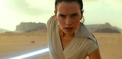 Rey macht sich bereit
