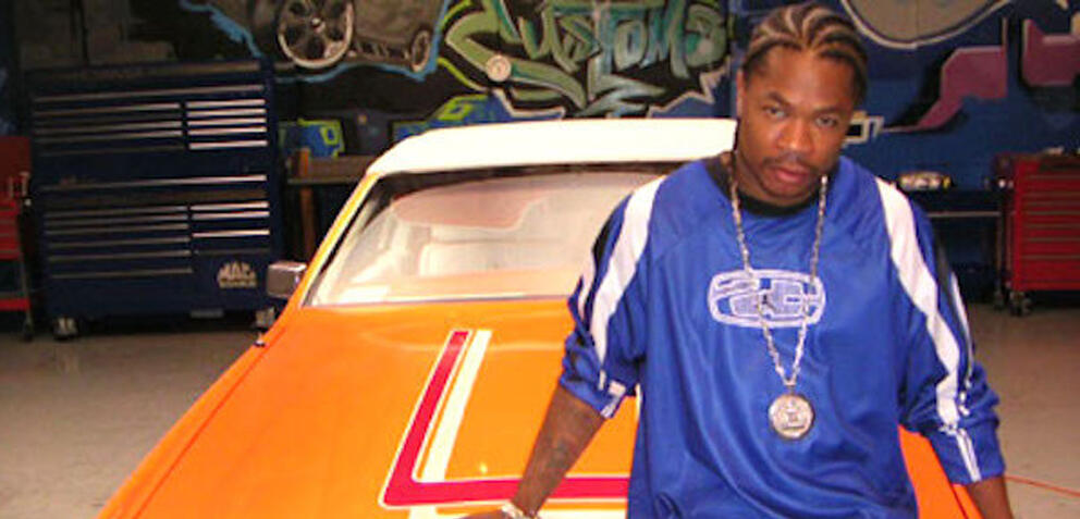 Pimp My Ride-Host XZibit