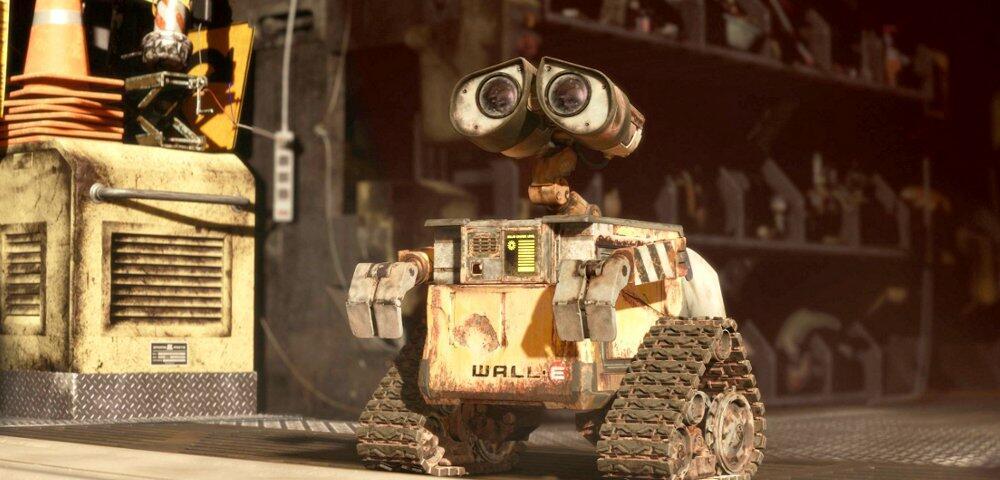 wall e aus m ll junge aus bolivien baut pixars roboter nach news. Black Bedroom Furniture Sets. Home Design Ideas
