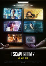 Escape Room 2: No Way Out - Poster