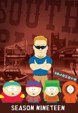 South Park - Staffel 19 - Poster