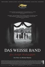 Das weiße Band - Eine deutsche Kindergeschichte Poster